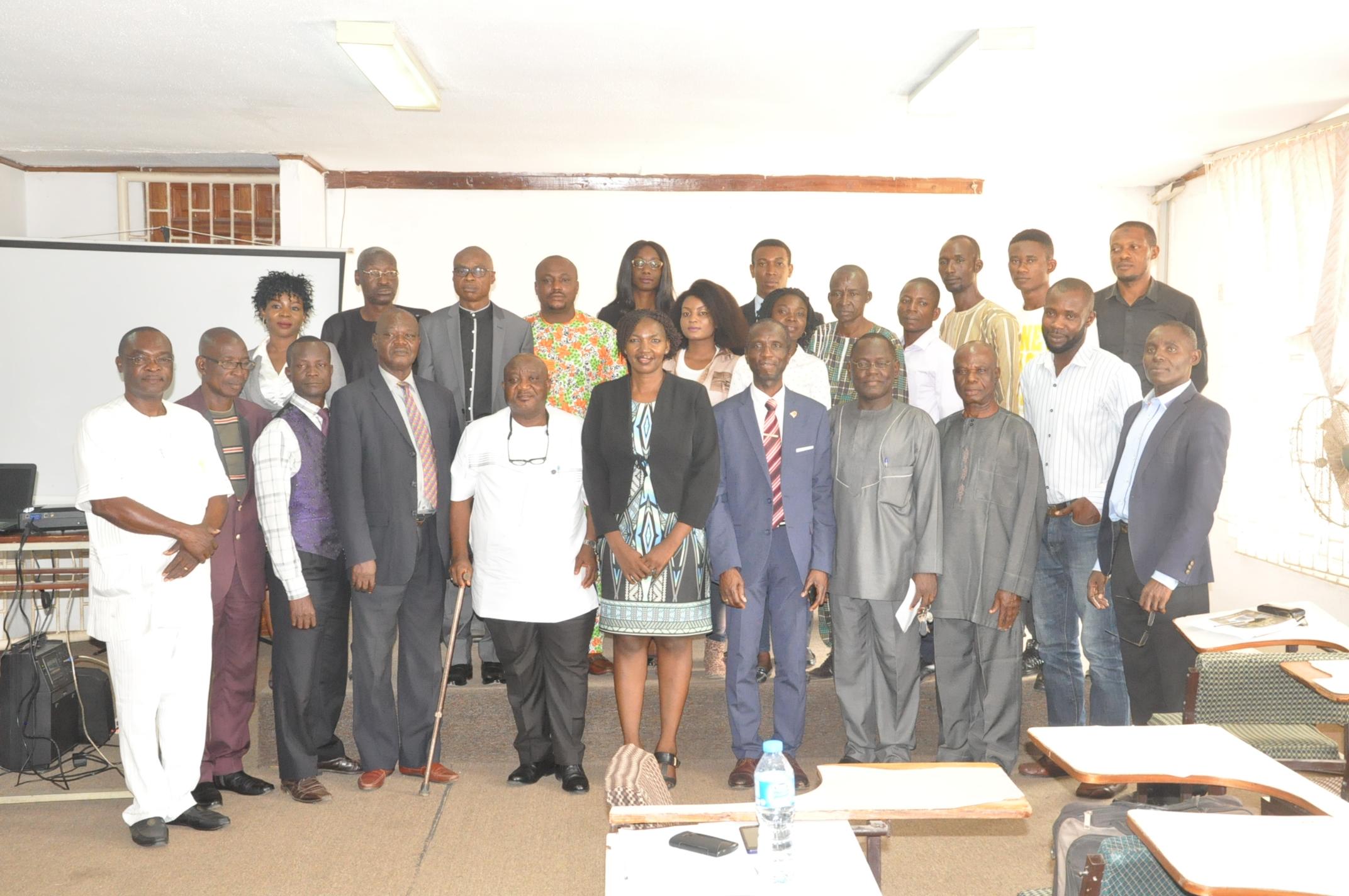 Group Photo@ UNIDO-HP LIFE Training