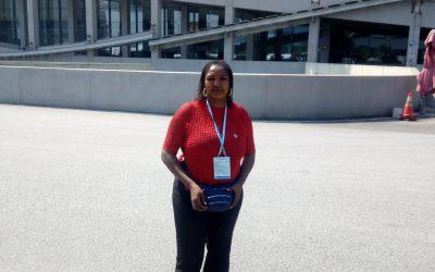 NEF Admin Manager @ the 126th CANTON FAIR 2019
